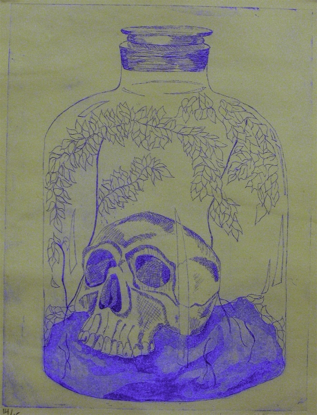 etching aquatint